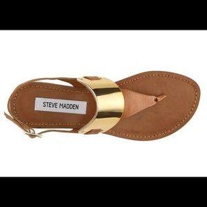 Steve Madden Brown Baylor Sandals